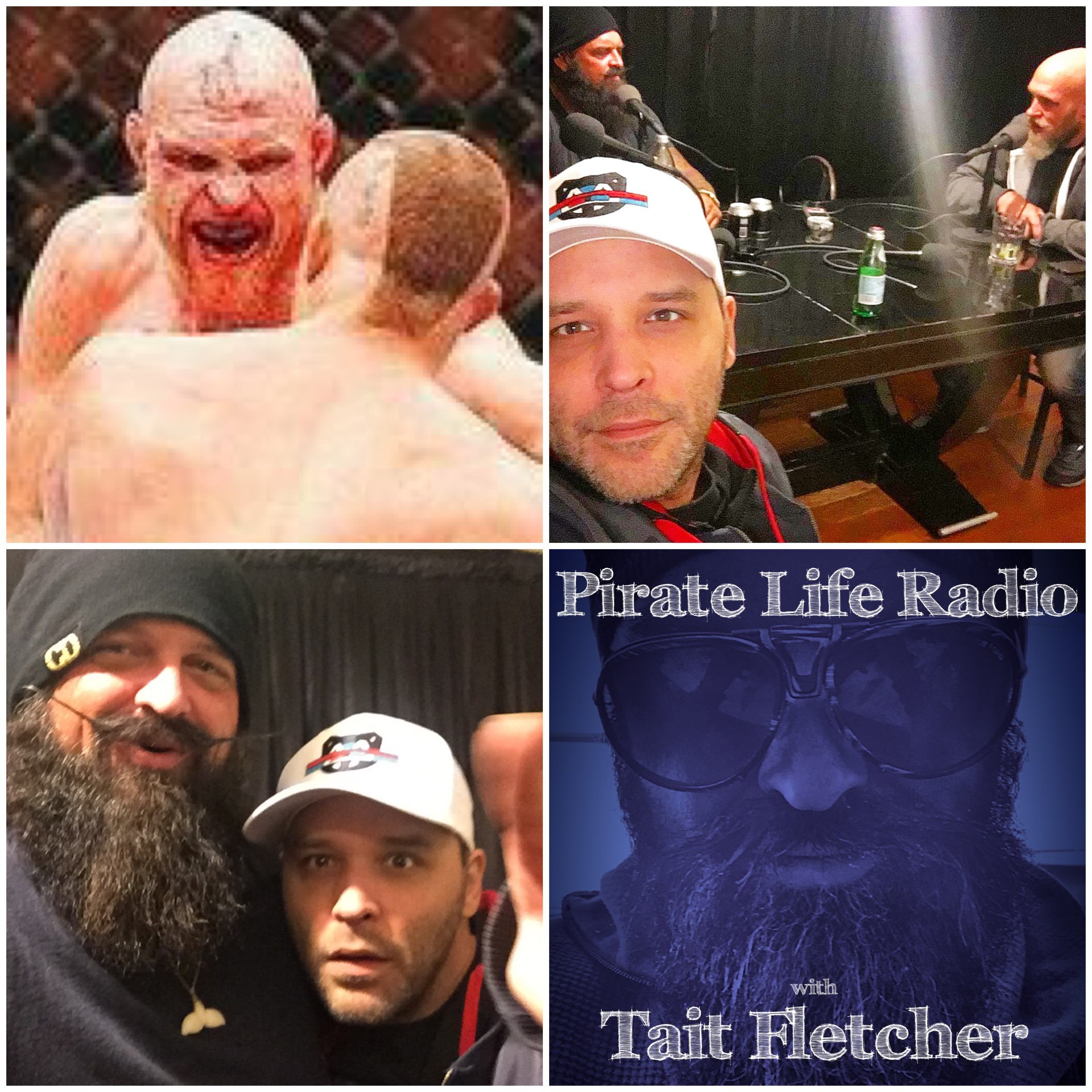 Episode 48. Keith Jardine and Redban